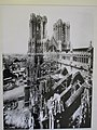 Rebuilding of the roof of Reims cathedral (1922).jpg