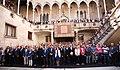 Recepció als més de 700 alcaldes al Palau de la Generalitat.jpg