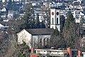 Reformierte Kirche -Rapperswil Schloss 2011-03-12 16-38-42.JPG