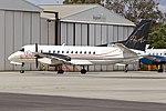 Regional Express (VH-ZPA) Saab 340, in former PenAir livery, at Wagga Wagga Airport.jpg