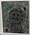 Regno di napoli, forma a due valve usata dai falsari per fare il coronato in argento di ferdinando I, 02.JPG