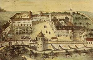 Elchingen Abbey - Elchingen Abbey, 18th century