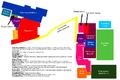 Reigate Grammar School Reigate Surrey Plan.png