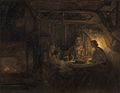 Rembrandt van Rijn - Philemon and Baucis (National Gallery of Art).jpg