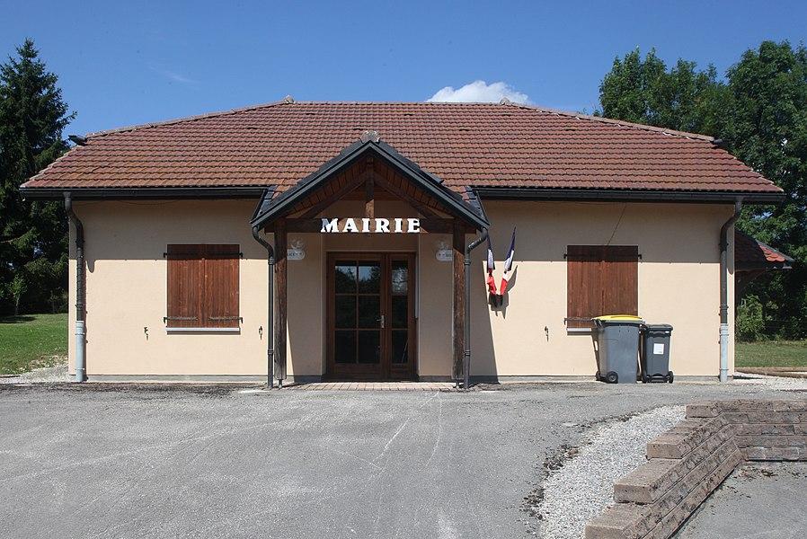 Mairie de Renédale (Doubs).