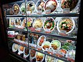 Replicas de platos en restaurante, Tokio, Japón (49745726478).jpg
