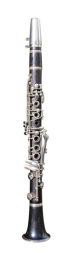 E-flat clarinet - Image: Requinta