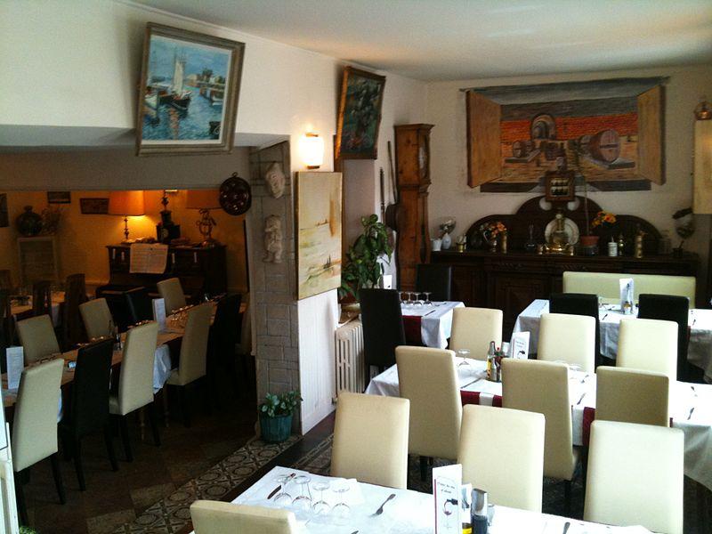 Restaurant le Saint-Denis à Forges-les-Eaux
