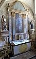 Retable de la chapelle de Cordey de l'église Saint-Pierre et Saint-Paul de Bréel.jpg