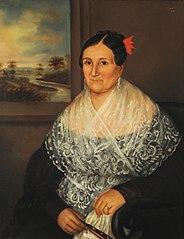 Portrait of María Josefa Ramona Herrera