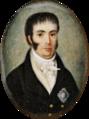 Retrato do 2.º Marquês de Borba, D. Fernando Maria de Sousa Coutinho (1819) - Francisco Xavier Soares de Macedo.png