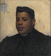 Portrait of Judge Adalberto Soares do Amaral Pereira