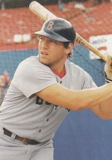 Rich Gedman American baseball player