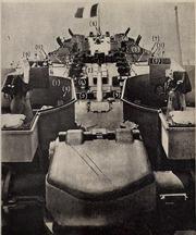 Richelieu (cuirassé de 1939) Plage arrière