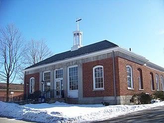 Richfield Springs, New York - Richfield Springs Post Office