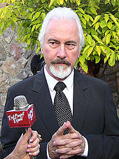 Photo of Rick Baker at the 2011 Saturn Awards.