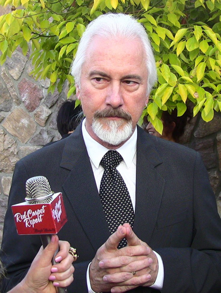 Rick Baker at Saturn Awards