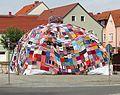 Riesenmütze Elsterwerda 2013 2.jpg