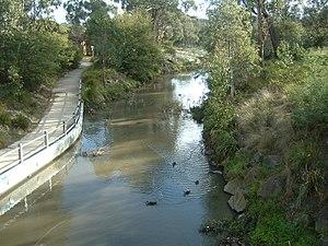 Ringwood, Victoria - Image: Ringwood Mulu, Mulum Creek 1