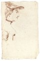 Ritstudie av pojke, 1700-tal - Skoklosters slott - 99186.tif