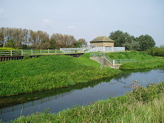 River Glen, Lincolnshire
