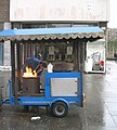 Roast Chestnut seller - Tower Hill - geograph.org.uk - 104485.jpg