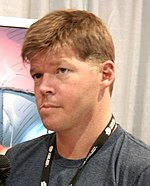 Rob Liefield, comic convention.jpg