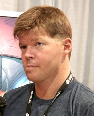 Rob Liefeld, American comic book writer, illus...