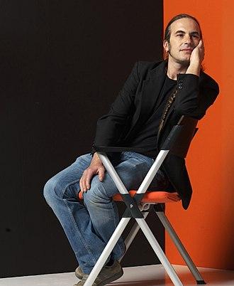 Robby Cantarutti - Image: Robby Cantarutti Italian Architect and Designer