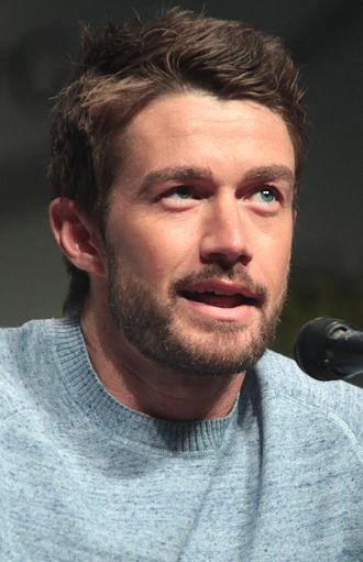Robert Buckley - Buckley at WonderCon in April 2015