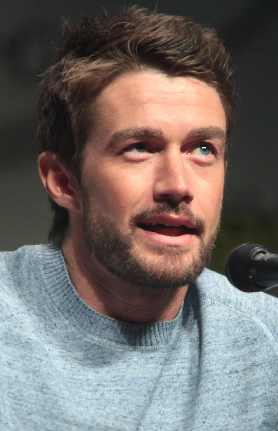 Robert Buckley April 2015
