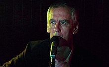 Robert Forster performing at King George, Cologne (Germany), on 10 November 2017.