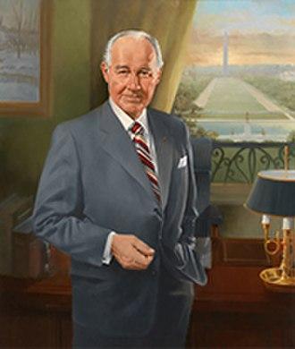 Robert H. Michel - Michel's official portrait.