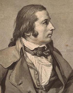 Jean-Baptiste Robert Lindet - Presumed portrait of Jean-Baptiste Robert Lindet