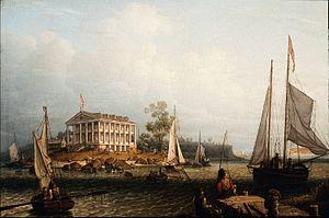 Robert Salmon - Rainsford's Island, Boston Harbor.jpg