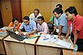 Robot Building Session - Workshop on Organising Indian and World Robot Olympiad - NCSM - Kolkata 2016-03-07 2253.JPG