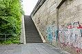 Rodenkirchener Autobahnbrücke - denkmalgeschützte Treppenanlage-1449.jpg