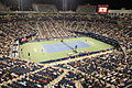 RogersCup2011 Legends AgassiCourier2.jpg