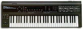 Linear Arithmetic synthesis - The Roland D-50 uses LA synthesis