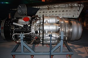 Rolls-Royce Avon - This is the Rolls Royce Avon engine on display at the Temora aviation museum, Australia