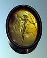 Roma, gemme, I secolo ac, III dc ca. 01 ercole nella posa del satiro danzante.jpg