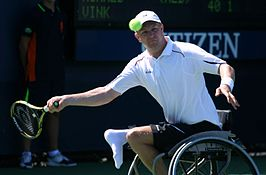 Ronald Vink (NED) 2011 US Open.jpg