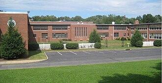 Roselle Catholic High School - Image: Roselle Catholic High School