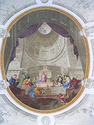 Januarius Zick: The twelve-year-old Jesus in the Temple