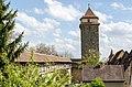 Rothenburg ob der Tauber, Stadtmauer,Kummereck bis Würzburger Tor, 002.jpg