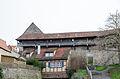 Rothenburg ob der Tauber, Stadtmauer, Sterngasse 8, 6, 001.jpg