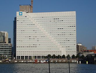 Maersk Line - Image: Rotterdam nedloyd gebouw