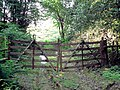 Rough sawn hurdles making sturdy field gates - geograph.org.uk - 454080.jpg