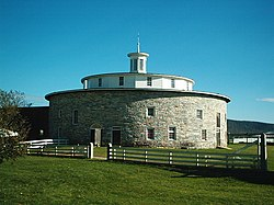 The Round Barn at Hancock Shaker Village