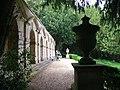 Rousham Gardens, approaching Praeneste - geograph.org.uk - 1180737.jpg